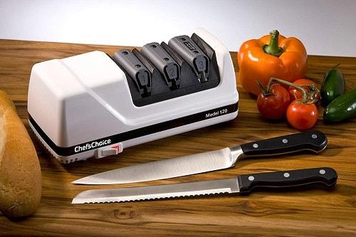 Chefs Choice 120 Diamond Hone Electric Knife Sharpener