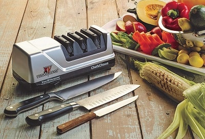 Chef's Choice 15 Trizor XV Sharpener