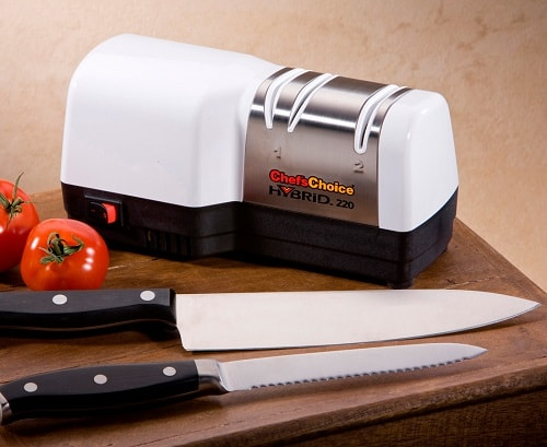 Chefs Choice 220 Hybrid Electric Knife Sharpener