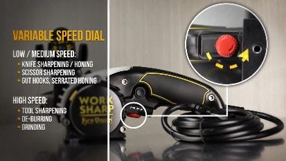 Ken Onion Edition Speed Control